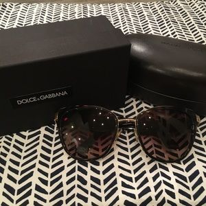 Dolce and Gabbana DG2107 Sunglasses